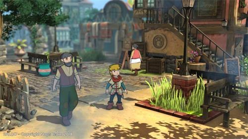 """""""手机评测:Cel-Shaded冒险游戏 宣布用于PS4和Xbox One和Switch及PC"""