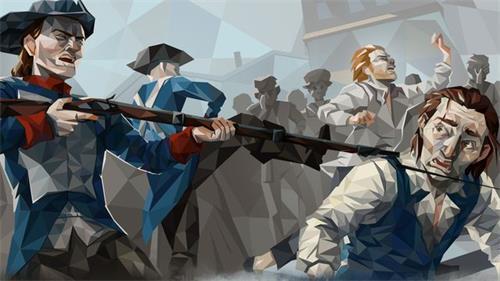 """""""游戏体验:历史法庭剧我们革命将于下个月出现在游戏机上"""