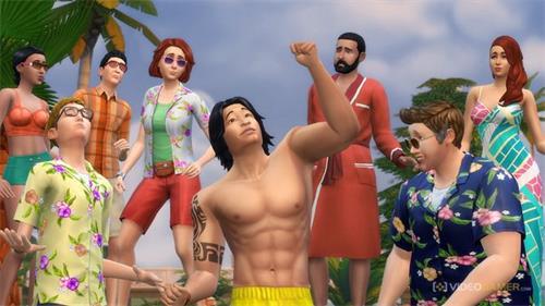 """""""游戏试玩:EA在PC上免费提供模拟人生4"""