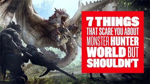游戏试玩:怪物猎人世界获得PS4免费试用版