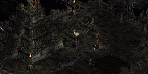 游戏推荐:这些暗黑破坏神2 Remaster截图让我们希望他们是真实的
