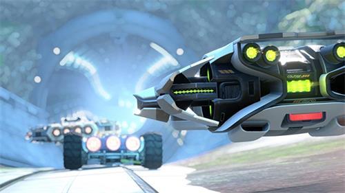 游戏推荐:GRIP:战斗赛车增加了免费的防格雷车和太空赛道