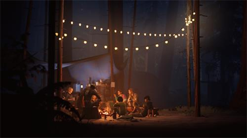 游戏评论:生活很奇怪2第3集现在在红杉中嗡嗡作响