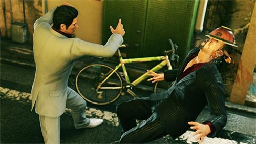 游戏评测:如龙极2今天为PC带来了更多的流氓情节剧