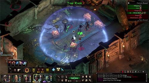 游戏试玩:永恒的支柱2全面启动回合制模式 增加了更多的故事节拍