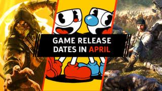 """""""电脑评测:三大平台视频游戏发布日期为2019年4月"""