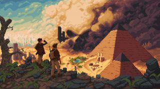 """""""游戏秘籍:路径是一款古墓丽影战术游戏 只需4天就可以完成"""
