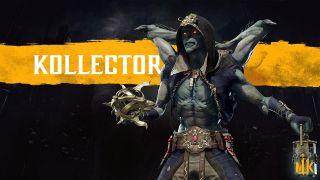 """""""游戏评测:真人快打11的Kollector在他的背包里放了一些可怕的东西"""