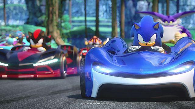 """""""电脑评测:Team Sonic Racing预告片强调速度 定制等"""