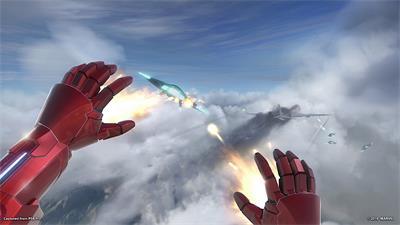 """""""游戏介绍:钢铁侠VR 就像你可能得到的Tony Stark一样接近"""
