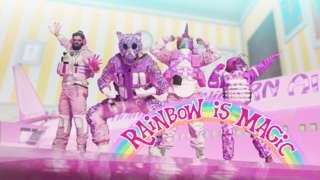 """""""游戏推荐:Rainbow Six Siege开启了缤纷多彩的愚人节活动"""