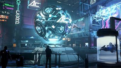 """""""小白评论:Star Citizen Alpha 3.5增加了一个新的城市行星飞行模型和女性"""