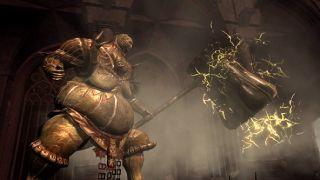 """""""游戏试玩:流光已经击败了每一个Dark Souls游戏而没有一击"""