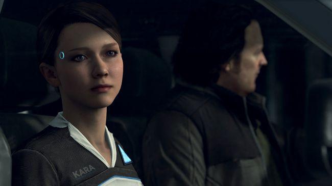 """""""游戏解说:底特律成为人类 系统要求推荐GTX 1080"""