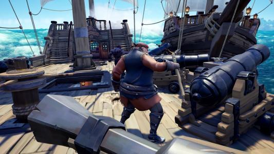 """""""游戏推荐:盗贼之海在下个月的巨大更新中添加钓鱼"""