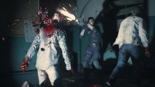 游戏体验:十大英国游戏排行榜 生化危机2重拍首次亮相排名第一