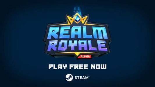 小白测评:Realm Royale Open Beta本周打入游戏机