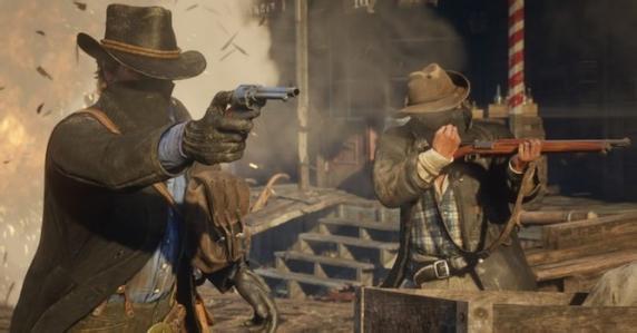 游戏试玩:Red Dead Online将Battle Royale引入RDR2