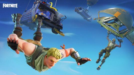 手游评测:Fortnite在第七季首次亮相后将在游戏奖项中大放异彩