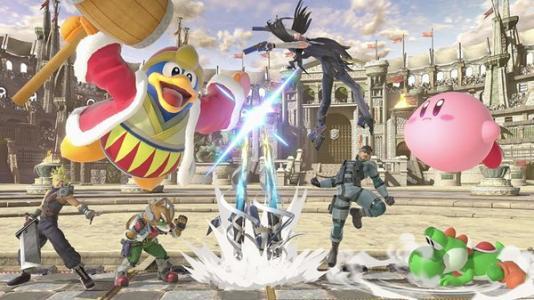 136介绍:Smash Bros. Ultimate的下一个精神赛事以眼镜为主题