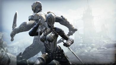 小白评论:Fortnite Infinity Blade游戏玩法 看看用新剑从Polar Peak到胜利皇家的感觉