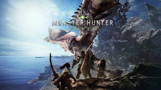 游戏评论:怪物猎人世界的第一次扩张 冰封 增加区域 怪物 齿轮等