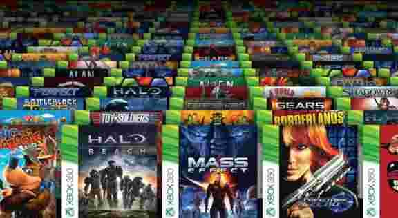 游戏解说:一个新的视觉增强和超过100个游戏来到Xbox的向后兼容性计划2018年